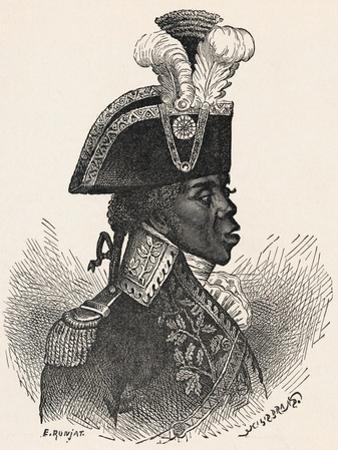 Portrait of Toussaint L'ouverture