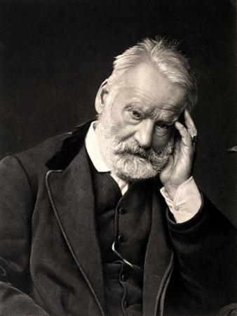 Portrait of Victor Marie Hugo