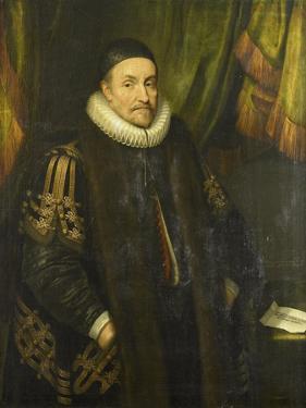 Portrait of William I, Prince of Orange, Called William the Silent
