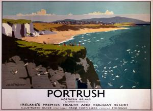 Portrush, Northern Ireland, LMS, c.1923-1947