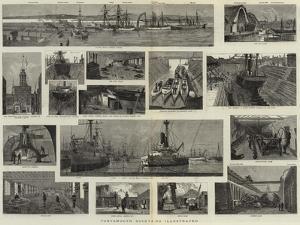 Portsmouth Dockyard Illustrated