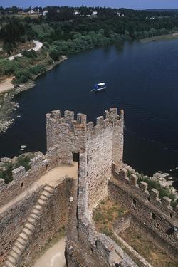 Portugal, Almourol Castle