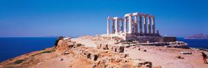 Poseidon Cape Sounion Greece
