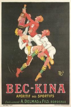 Poster for Bec-Kina Apertif