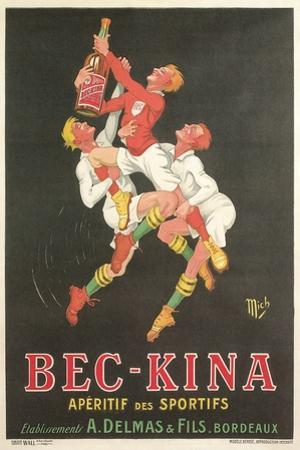 Poster for Bec-Kina Apertif