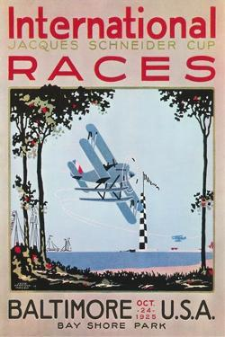 Poster for Early Airshow