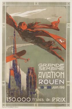 Poster for French Air Show