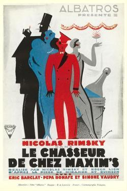 Poster for French Play