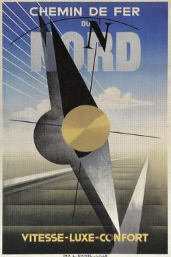 Poster for French Railroad
