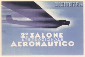 Poster for Italian Air Show