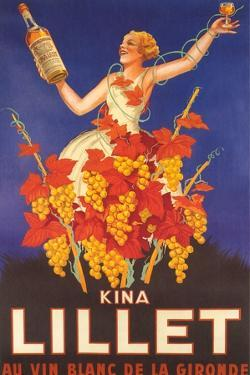 Poster for Kina Lillet