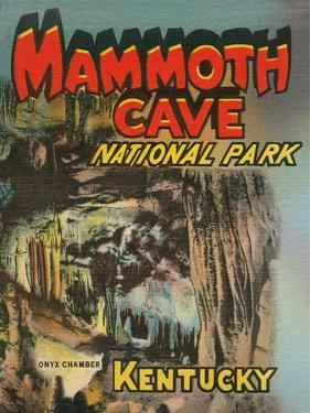 Poster for Mammoth Cave
