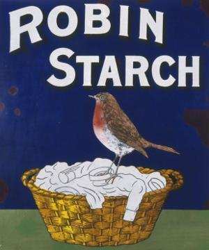 Poster for Robin Starch