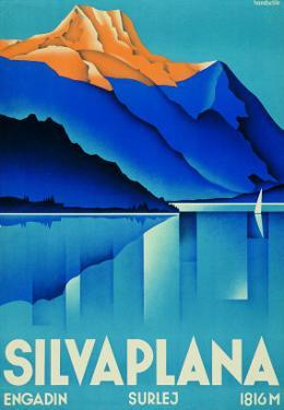 Poster for Silvaplana