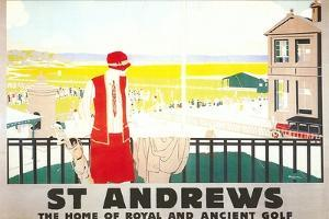 Poster for St. Andrews