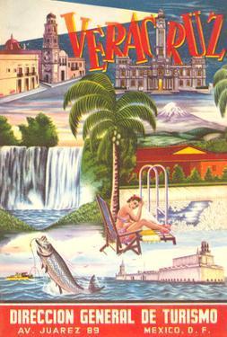 Poster for Veracruz, Mexico