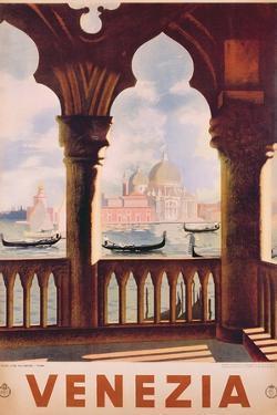 Poster of Venezia, 1938