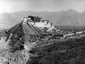Potala Palace, Lhasa, C.1920-1