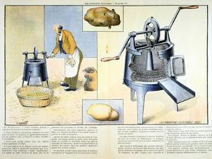 Potato Peeler, 1899