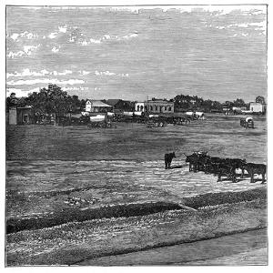 Potchefstroom, the Transvaal, South Africa, C1890