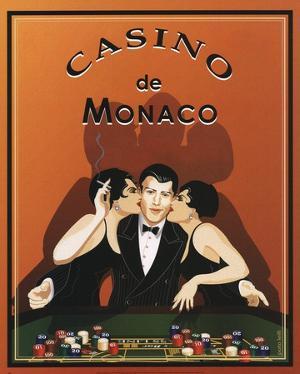 Casino de Monaco by Poto Leifi