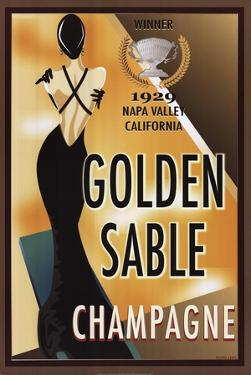 Golden Sable I by Poto Leifi