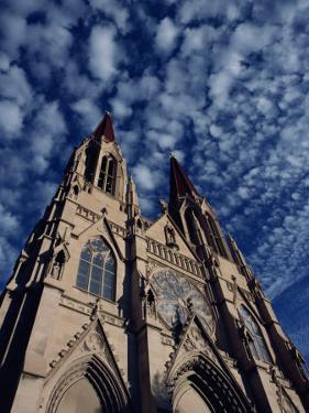 Helena Cathedral, Helena, Montana, United States of America, North America by Pottage Julian