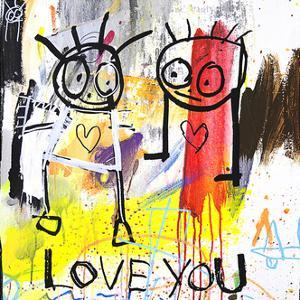 Love You by Poul Pava