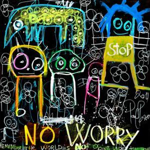 Stop No Worry by Poul Pava