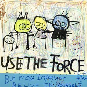 Use the Force by Poul Pava