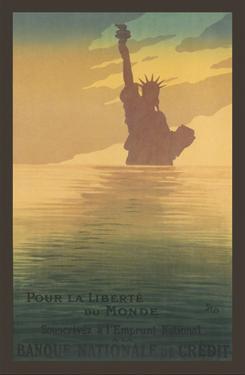Pour La Liberte Du Monde, Statue of Liberty