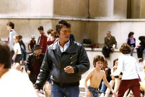 Pour la peau d'un flic by Alain Delon with Alain Delon, 1981 (photo)