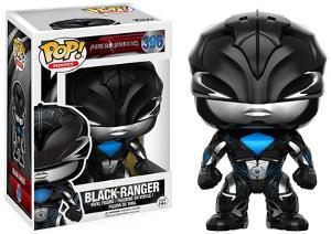 Power Rangers - Black Ranger POP Figure