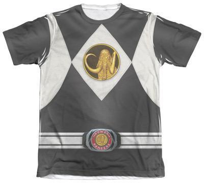 Power Rangers - Black Ranger Uniform