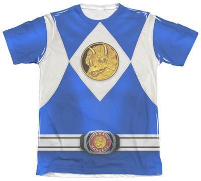 Power Rangers - Blue Ranger Emblem