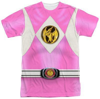 Power Rangers - Pink Ranger Emblem