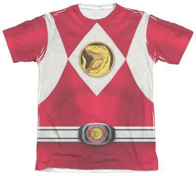 Power Rangers - Red Ranger Emblem