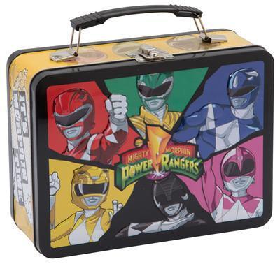 Power Rangers - Tin Lunch Box