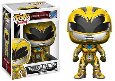Power Rangers - Yellow Ranger POP Figure