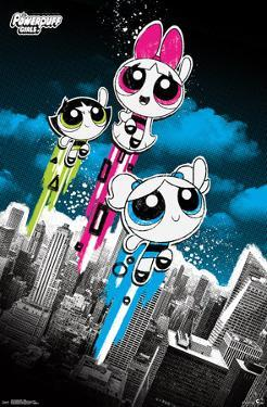 POWERPUFF GIRLS - FLIGHT
