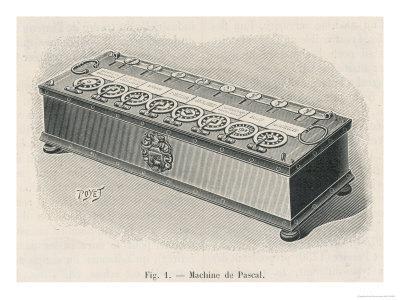 Pascal Pascal's Calculating Machine