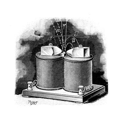 Radium Experiment, 1904