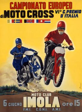 Moto Club Imola Motocross by Pozzi
