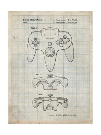 https://imgc.allpostersimages.com/img/posters/pp86-antique-grid-parchment-nintendo-64-controller-patent-poster_u-L-Q1CWBD70.jpg?p=0