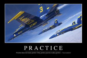 Practice: Inspirational Quote and Motivational Poster
