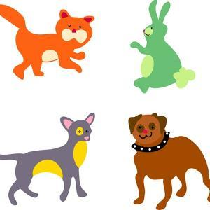 Family Pets by prawny