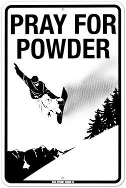 Pray for Powder