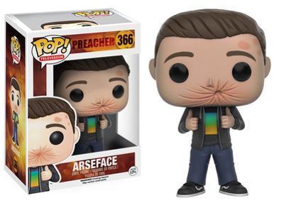 Preacher - Arseface POP Figure