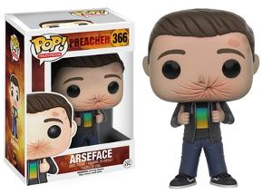 Preacher - Arseface POP Figure