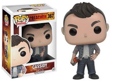 Preacher - Cassidy POP Figure